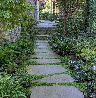 садовая дорожка 2