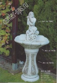 фонтан 20т.