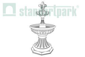 фонтан форма