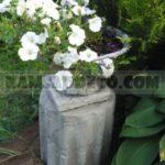 ваза на подставке