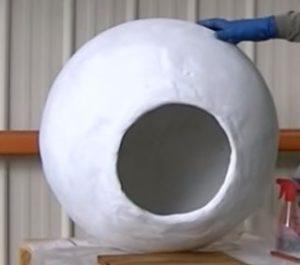бетонные шары 8