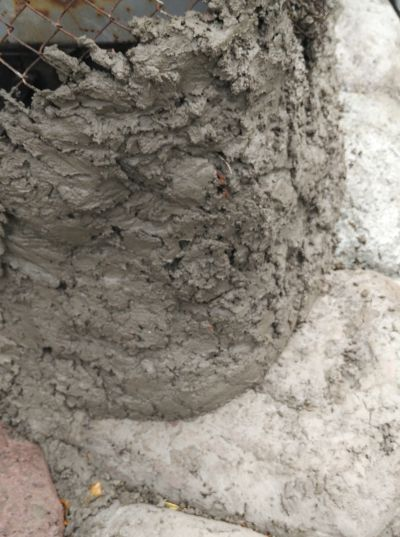 бетонная скала 1
