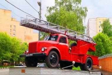 конструкция дорожной одежды для пожарных машин
