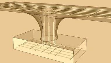 арматура стола