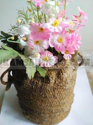 мешок с цветами