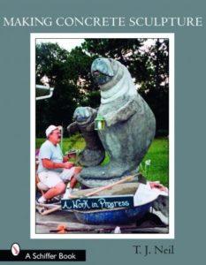 Книга Т.Нила о бетонных скульптурах