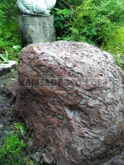 Почти готовый искусственный камень