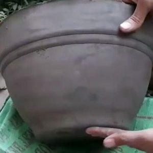 вазы из цемента