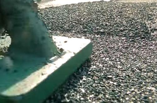 полимерная дорожка