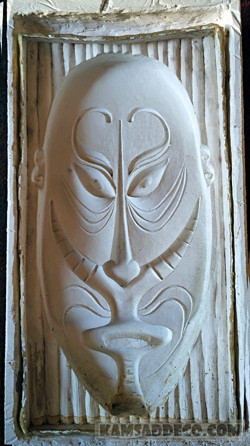 силиконовая форма маски