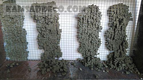 металлическая сетка для штукатурки 2-1