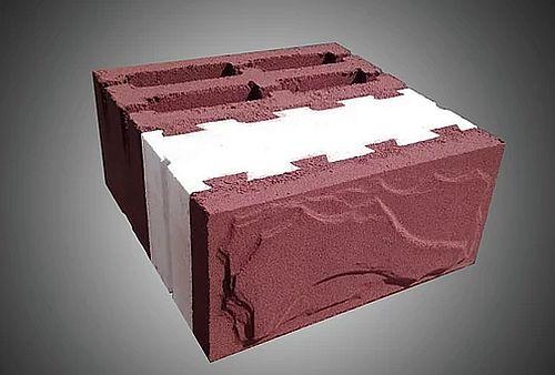 материал для дома - теплоблок