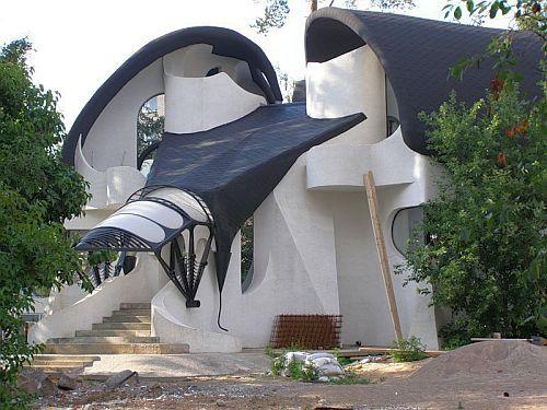 дом из железобетона