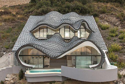 дом из ферроцемента