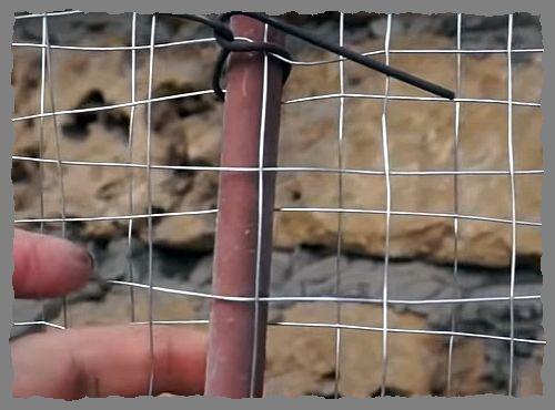 вязка сетки на арматуру