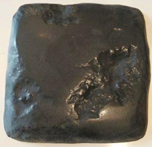 черный цвет бетона