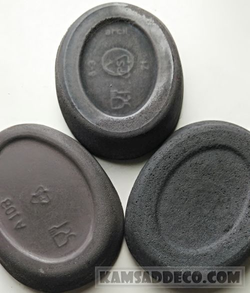 черный бетон - сравнение 2