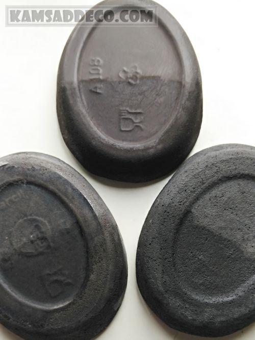 черный цвет бетона и пропитка