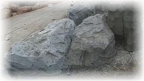 искусственный камень валун