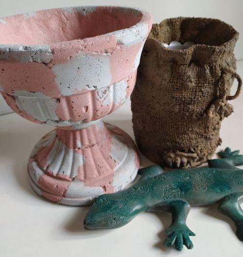 поделки из цемента и песка