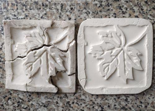 Домашняя полимерная глина с различным составом